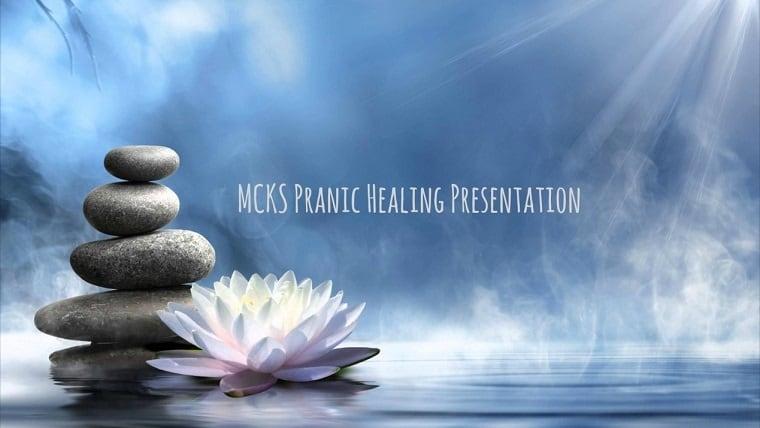 Παρουσίαση της μεθόδου Pranic Healing του Master Choa Kok Sui | Φωτεινή Γαλάνη
