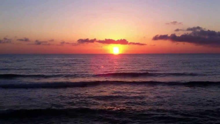 barbati sunset