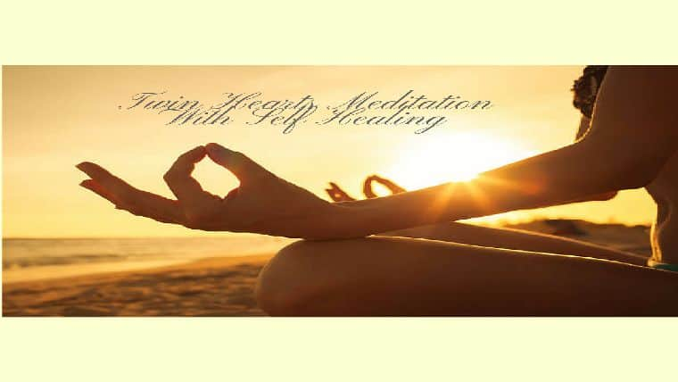 Twin Hearts Meditation with Self Healing | Anima Healing Center