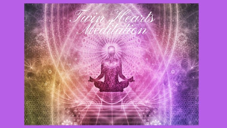 Twin Hearts Meditation | Anima Healing Center