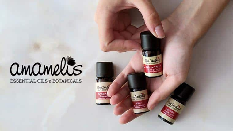 Amamelis Essential Oils & Botanicals