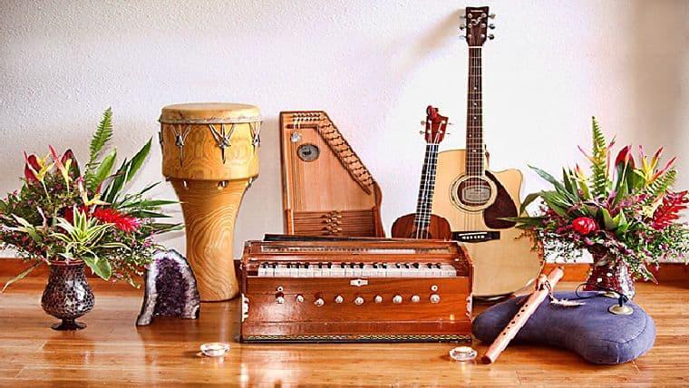Μουσική Βραδιά Kirtan & Mantras ~ Free Event! | Στέλιος Καρπαθάκης (Anandajioty)