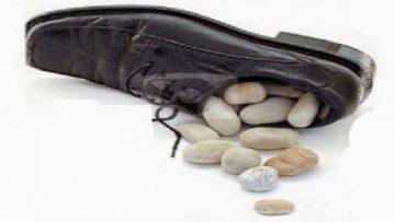 Το πετραδάκι στο παπούτσι σου   Κτήμα Νοόσφαιρα