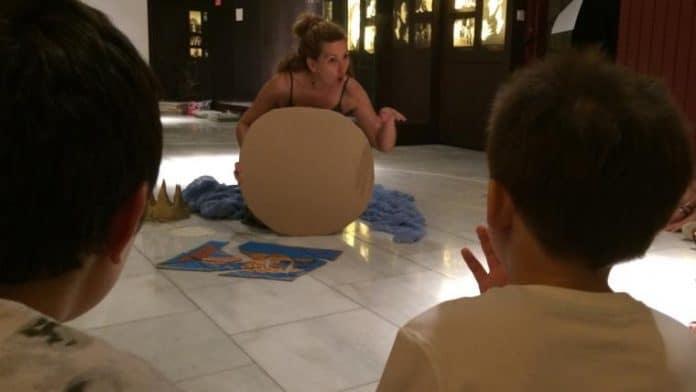 Η δημιουργική απασχόληση για παιδιά στην Επίδαυρο συνεχίζεται φέτος για τρίτη χρονιά