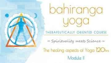 Healing Aspects of Yoga, advanced Training, 120 hrs