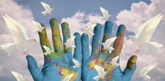 Παγκόσμια πρωτοβουλία   1 εκατομμύριο πράξεις ειρήνης σε 10 μέρες!