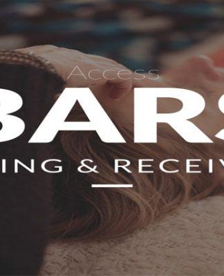 Συνάντηση με την μαγική ενέργεια των Access bars | Μαργαρίτα Διαμαντοπούλου