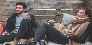 ο σκύλος κάνει καλό στην υγεία