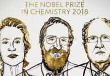 Σε τρεις επιστήμονες το Νόμπελ Χημείας