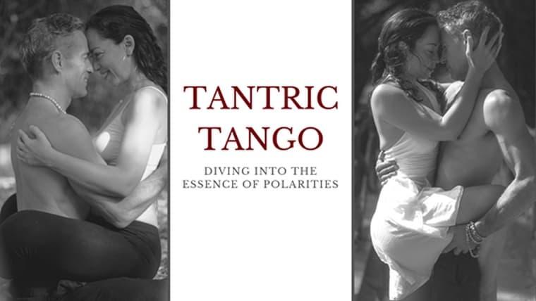 TantricTango | Agapi Apostolopoulou & Jonathan Clarke