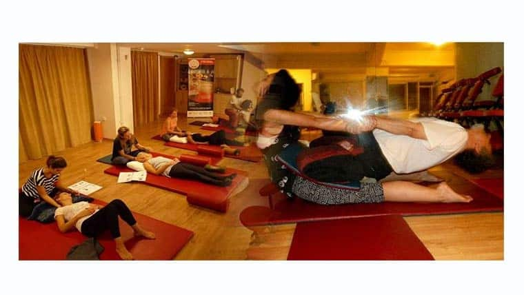 Charisma Thai Massage Level 1 | Athens Massage & Yoga Academy