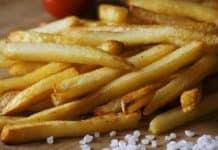 τηγανητής πατάτας