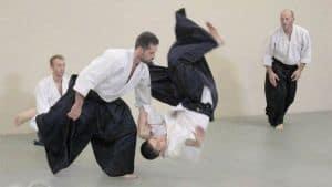 Βασίλης Νυκτερής | Το Aikido έρχεται από τα πεδία των μαχών όμως διδάσκει την ειρήνη