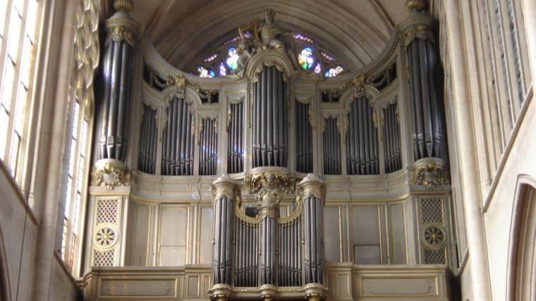 εκκλησιαστικό όργανο