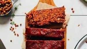 Η Λένα Μαγειρεύει | Vegan Ρολό Χριστουγέννων