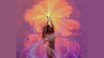 Violet Flame Ιόχρους Φλόγα Μύηση Α-Violet Flame Alchemy