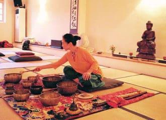 Συναυλία ηχοθεραπείας με την Kaori Ishihara στο Shantom