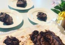 Νηστίσιμα Brownies Σοκολάτας