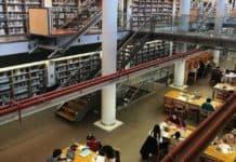 βιβλιοθήκης