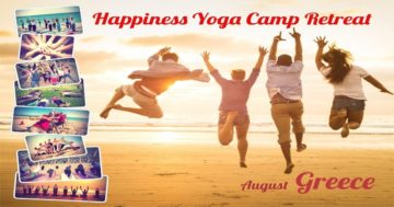 Happiness Yoga Camp Retreat