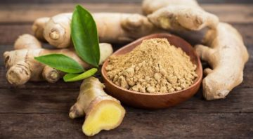 Πιπερόριζα (ginger)