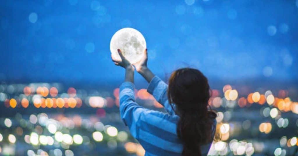 11 όψεις σελήνης