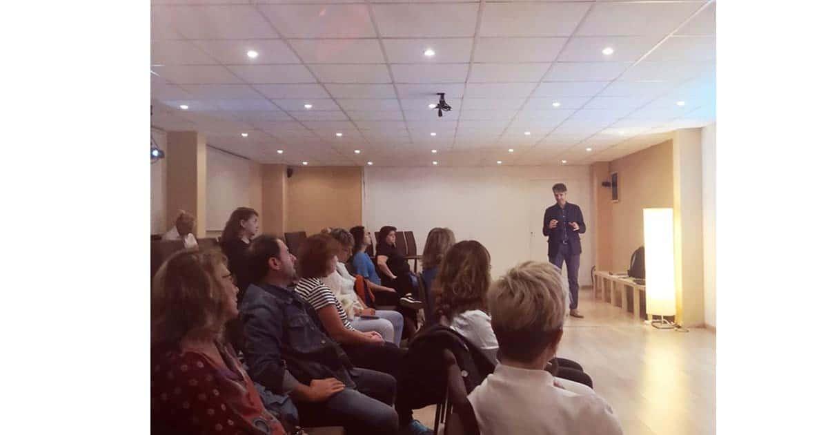 Ευημερώ - Ομιλίες - Διαλέξεις - Βιωματικά Εργαστήρια
