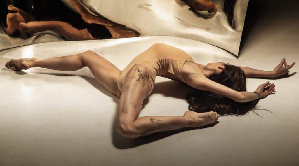 Η σιωπή του σώματος - χοροθεραπεία με τη Λήδα Shantala