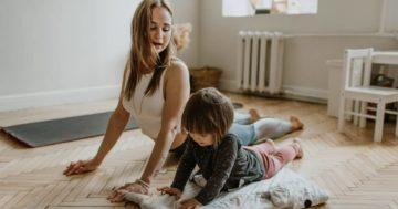 Toddler Yoga | Έλντα Λάτη