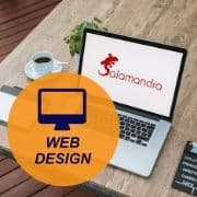 salamandra webdesign social media graphics