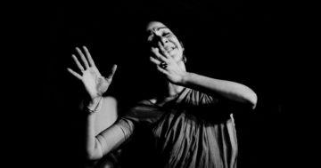 Ινδικός κλασικός χορός bharata natyam με τη Λήδα Shantala