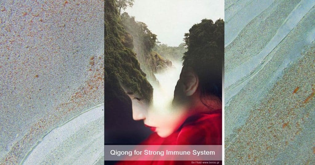 Qigong for Strong Immune System | Χρυσή Μπέρου