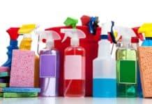 χημικά καθαριστικά ανάπτυξη παιδιά