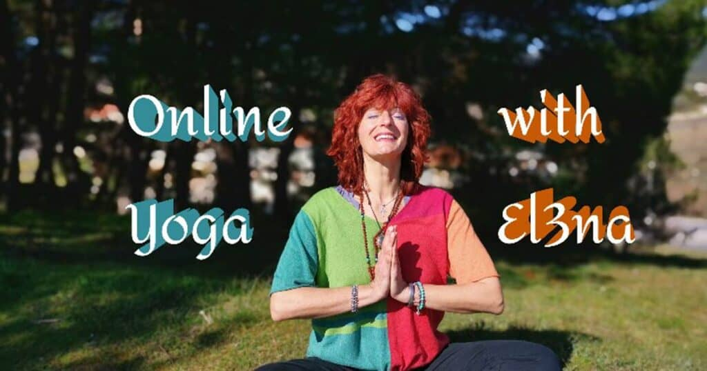 Online Yoga with El3na | Έλενα Τσώκου