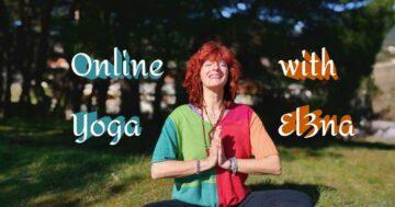 Online Yoga with El3na   Έλενα Τσώκου