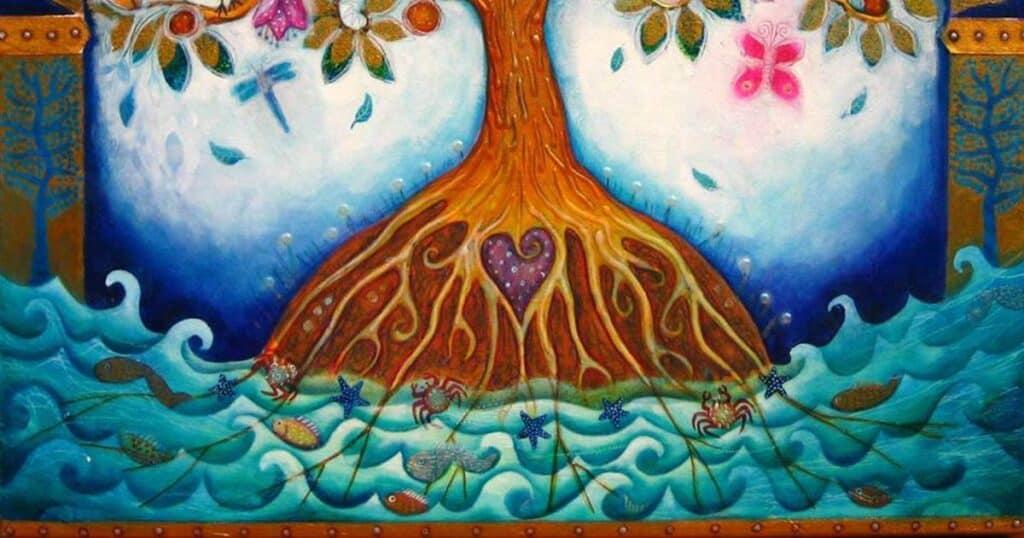 Ριζικό κέντρο, Εορτή της Ανθρωπότητας, Πανσέληνος Ιουνίου | Σοφία Φώσκολου