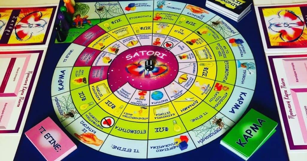 satori Σατορι παιχνίδι