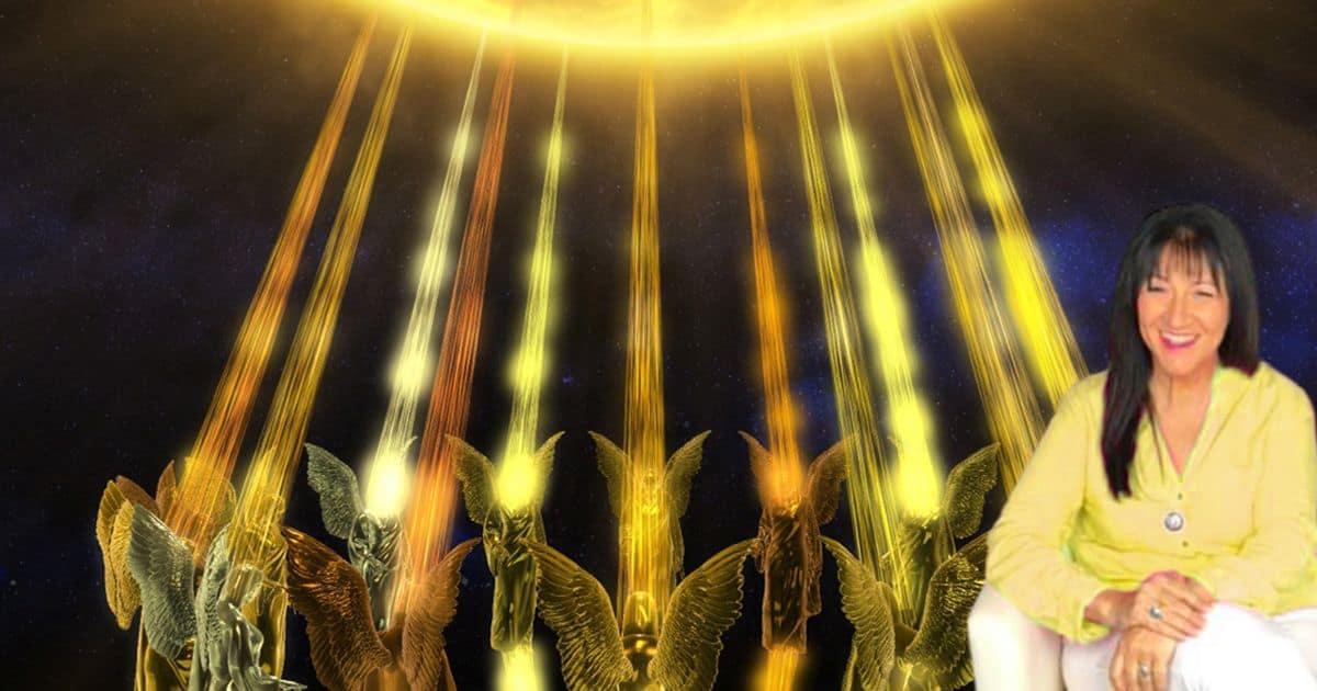Σεμινάριο Αφθονίας, Πλούτου & Επιτυχίας με ειδική Αγγελική μύηση   Μαίρη Ζαπίτη