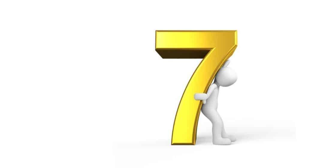 Ο Αριθμός Επτά (7) Ενδοσκόπηση και σαφήνεια