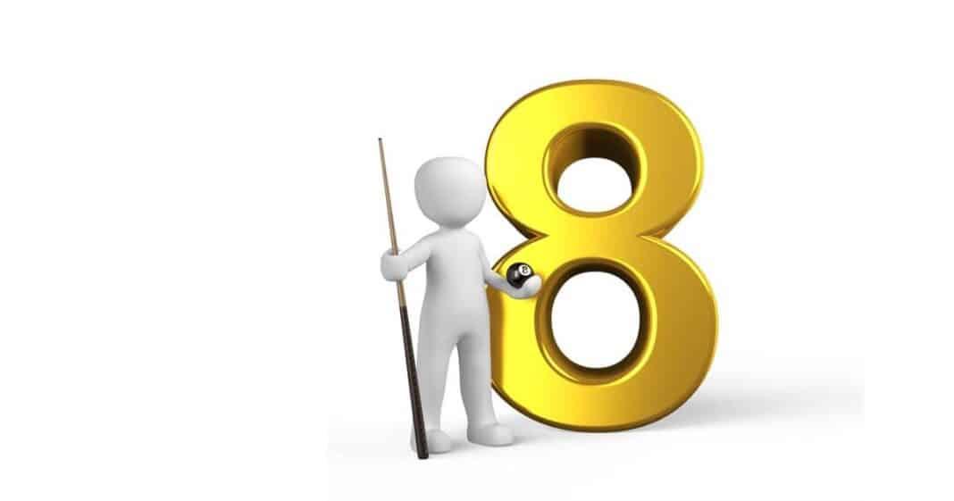 Ο αριθμός Οκτώ (8) Ύλη και Κάρμα