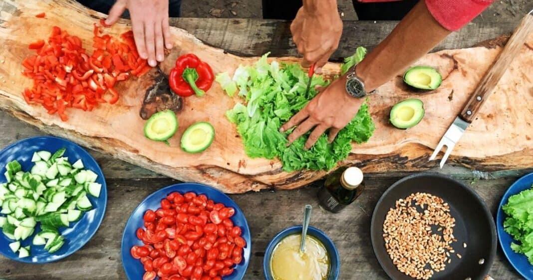 χορτοφαγία και οικονομία vegeterian
