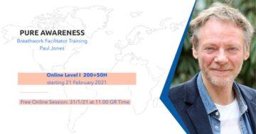 Online Εκπαίδευση Breathwork | Paul Jones