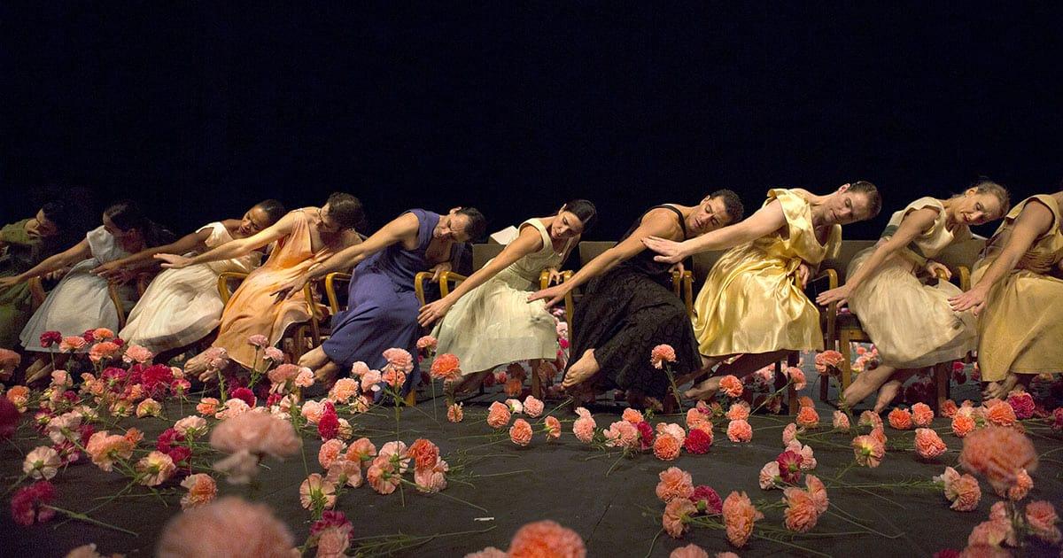 Άγγιγμα Αγάπης | Χοροθεραπεία με τη Λήδα Shantala Κυριακή 17 Ιανουαρίου ώρα 12:00-14:30
