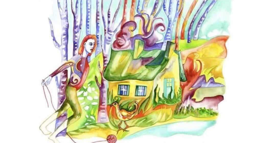 Τι είναι η Ιαματική Ταξιδευτική (Psychodynamic Color Storytelling);