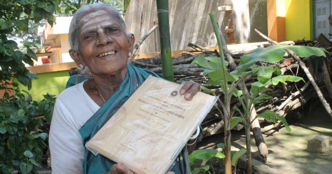 Saalumarada-Thimmakka-109χρονη