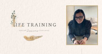 "Life Training Session ""Προπονήσου μαζί μας, σε σημαντικές δεξιότητες ζωής | Nichole Vourvourioti"