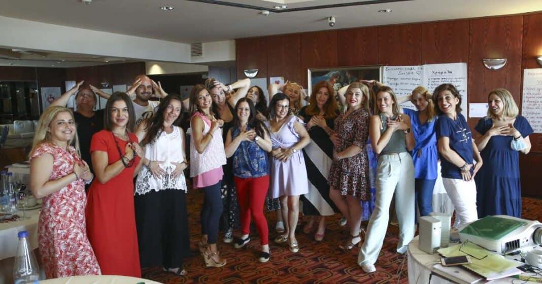 Ελένη Σαραντινού | Είμαι απίστευτα ενθουσιασμένη γιατί φέρνω στην Ελλάδα το εκπαιδευτικό πρόγραμμα mBIT.